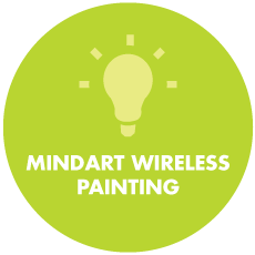 Rentertainment-Wireless-Mindart-Painting